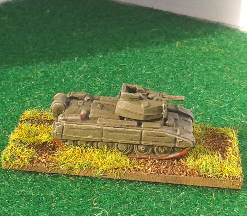 British Crusader AA picture 1