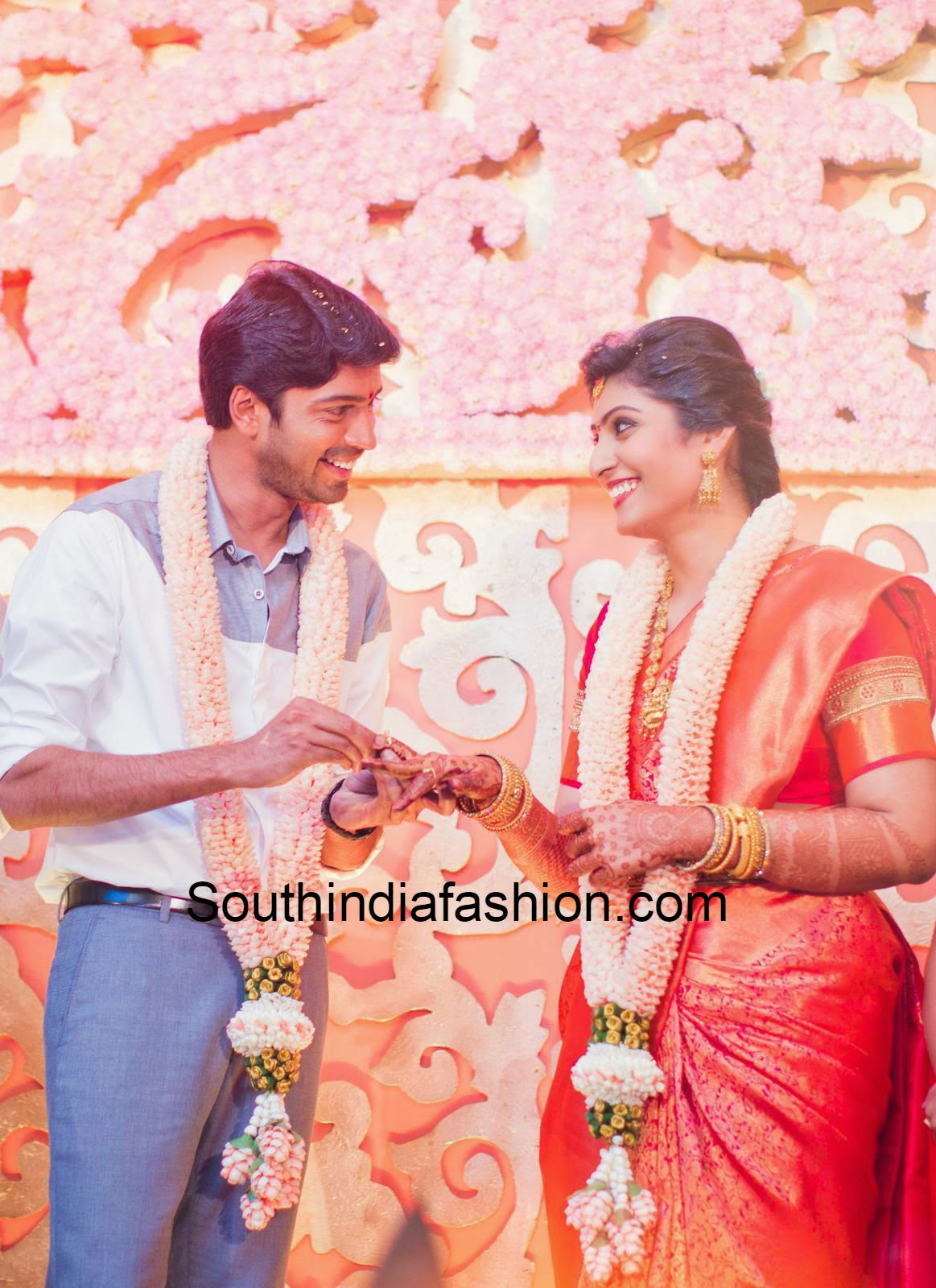 allari naresh engagement photos