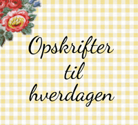 MINE OPSKRIFTER