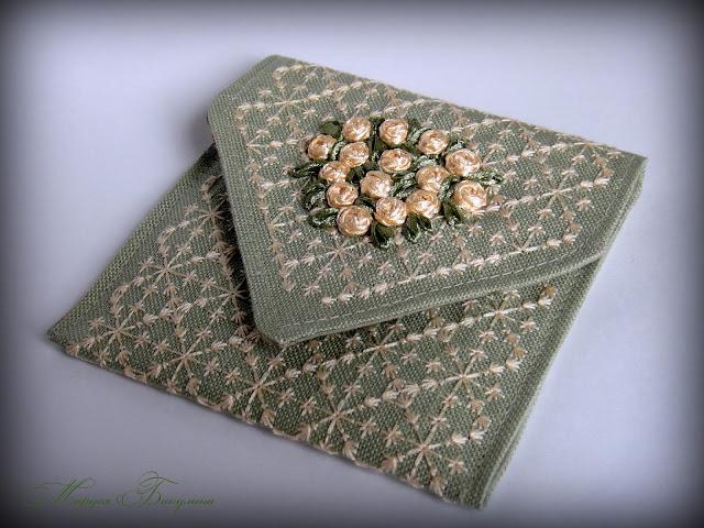 chatelaine, вышивка крестом, вышивка, swarovski, рукоделие, вышивка лентами