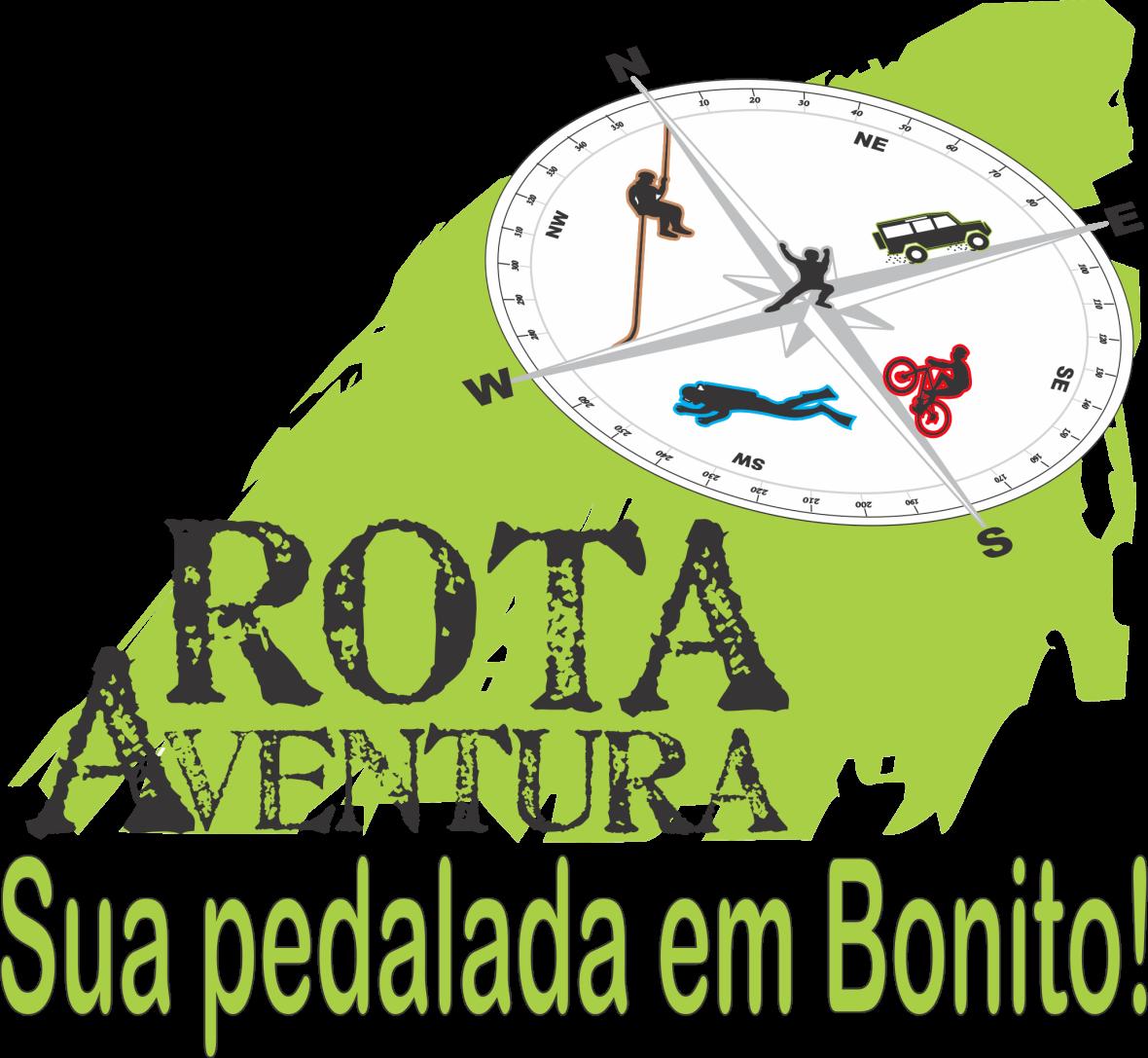 ROTA AVENTURA - Sua pedalada em Bonito - Mato Grosso do Sul