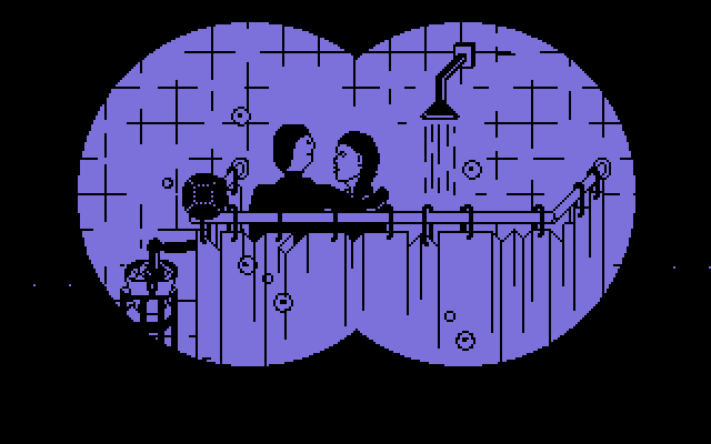 A View to a Kill Commodore 64 ending screen