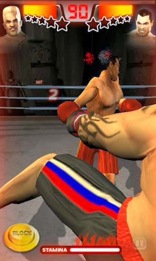 Iron Fist Boxing v4.3.1 Android Game
