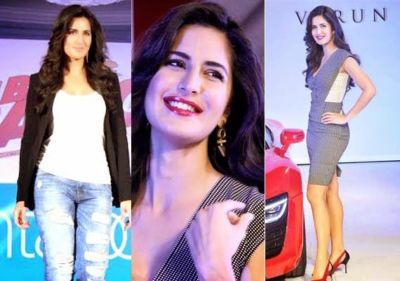 Katrina Kaif's Back To Back Voguish Appearances
