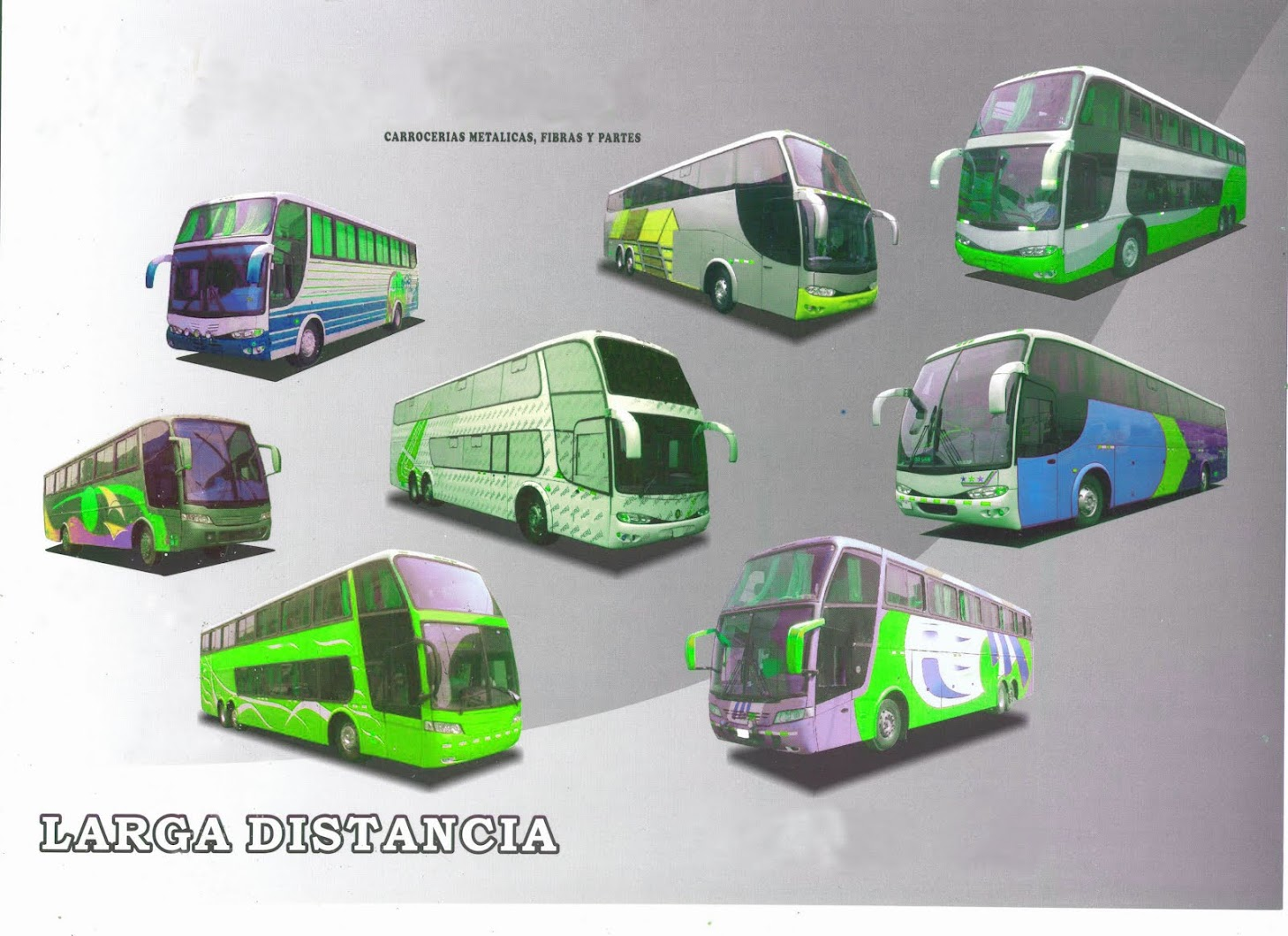 INDUSTRIA CARROCERA PEGASO BUS -VENTA DE BUSES Y FABRICACION DE CARROCERIAS