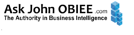 Ask John OBIEE - Oracle Business Intelligence Guides, Tutorials, and News