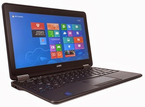 Dell Latitude E7240 Touch - ultrabook màn hình 12,5inch của Dell