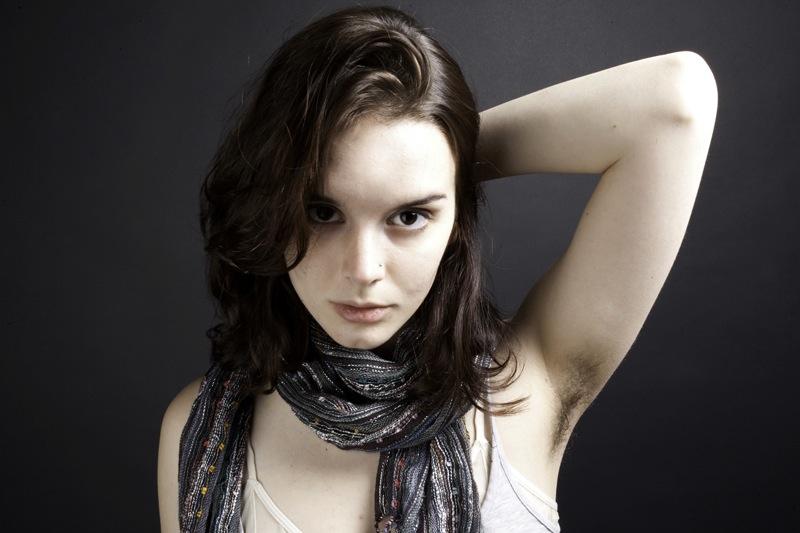 Amanda palmer hairy armpits