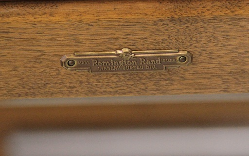 ... Amount Of Post War Growth (i.e. Every School In The Phoenix Area) You  Probably Have Seen (or Used) Remington Rand Library Bureau Division  Furniture.