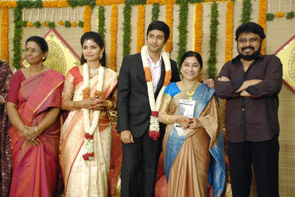 Rahul and Chinmayi wedding reception photos-HQ-Photo-16