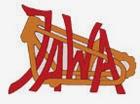 Pierwsze logo producenta motocykli Jawa z 1929 roku