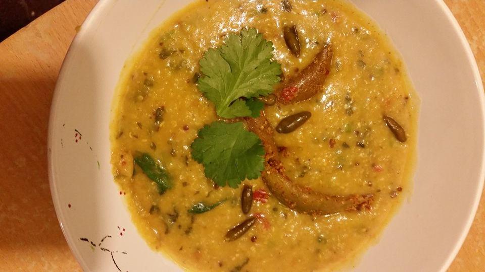 masoor daal, red lentils