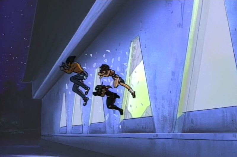 Tekken Anime Mishima Kazama