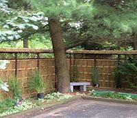 Bamboo Fence Panels1