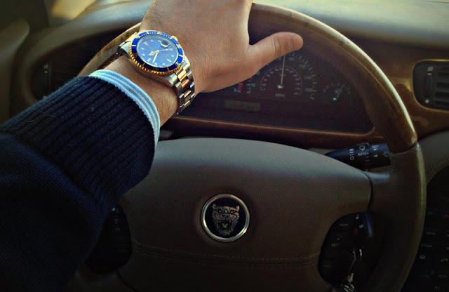 Cách chọn đồng hồ phù hợp với kích thước tay
