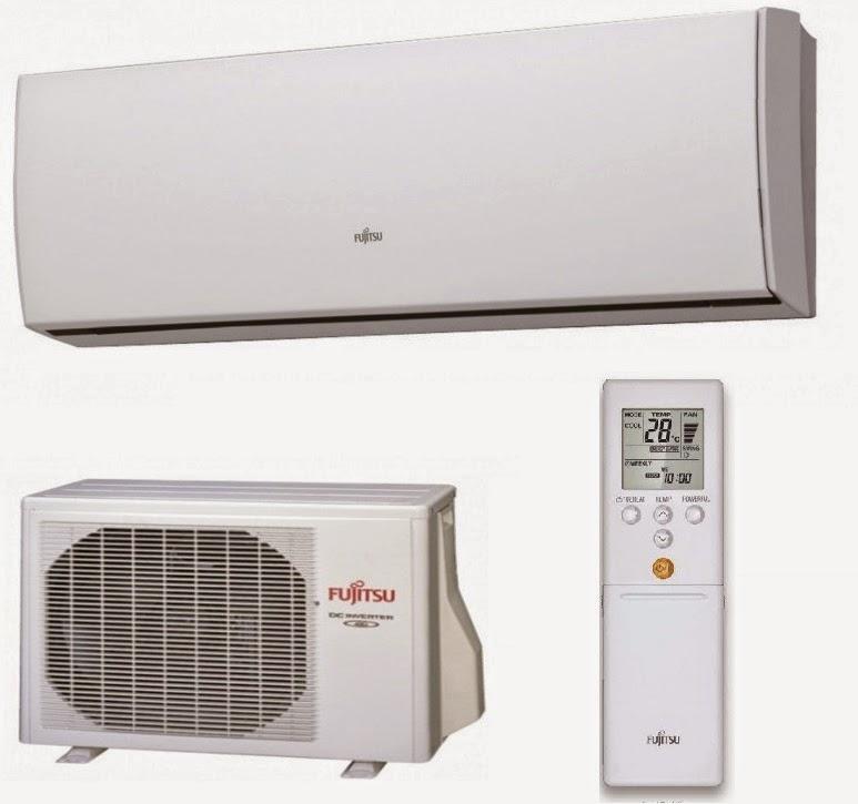 aire acondicionado Fujitsu Madrid
