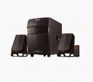 Snapdeal: Buy Philips IN-MMS 2550F/94 Multimedia Speaker at Rs.1673 only