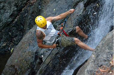 Waterfall Rappel Tours
