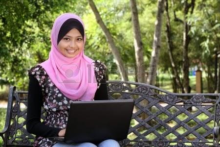 Model Busana Muslimah Cantik (1)