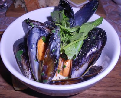 Mussel Veloute With Curry Recipes — Dishmaps