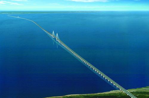 Pakmasti: Hangzhou Bay Bridge (China): Bridge Across the Ocean World ...