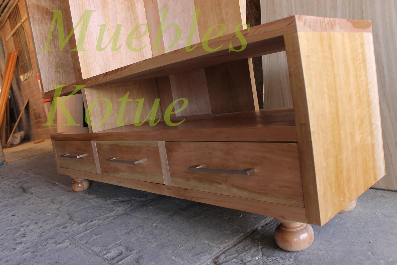Muebles kotue mueble repisa - Mueble de pino ...