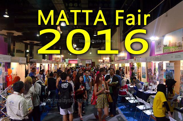 MATTA Fair 2016 Promotion