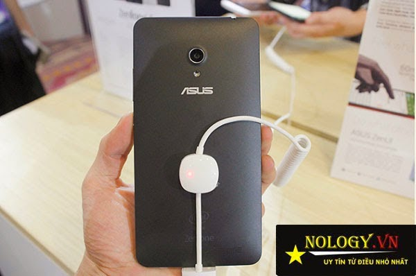 Asus Zenfone 6 A601 camera khủng