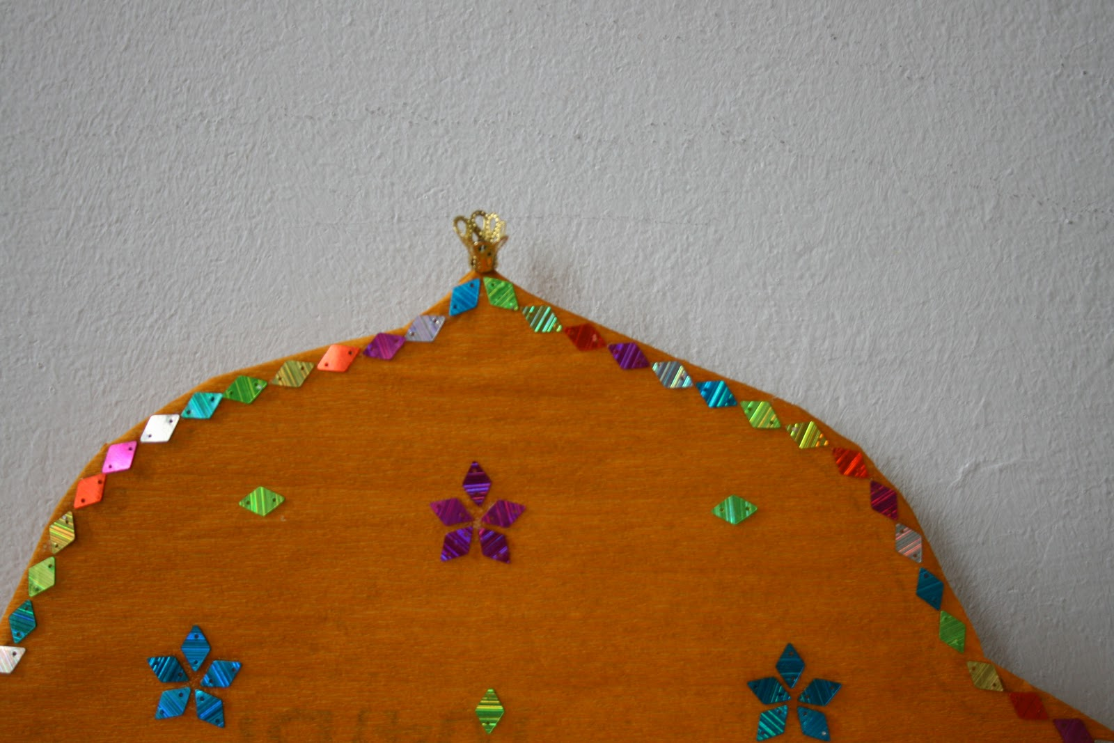 DIY Pooja Decoration