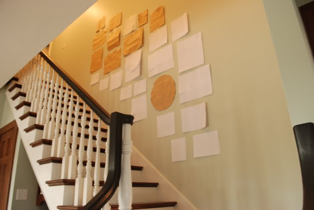 gallery wall templates