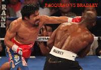 Pacquiao Kalah Angka Tipis Melawan Timothy Bradley