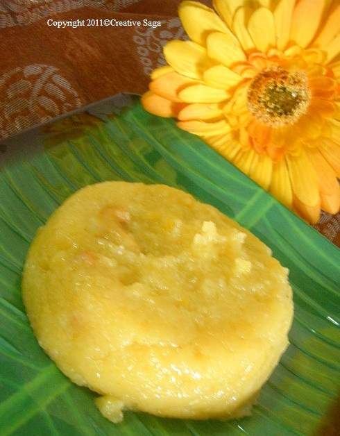 mango kesari,halwa,sheera