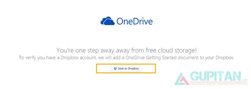 Dapatkan 200GB Microsoft OneDrive Gratis Gupitan