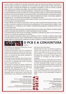 EXPRESSO VERMELHO 69 - Verso