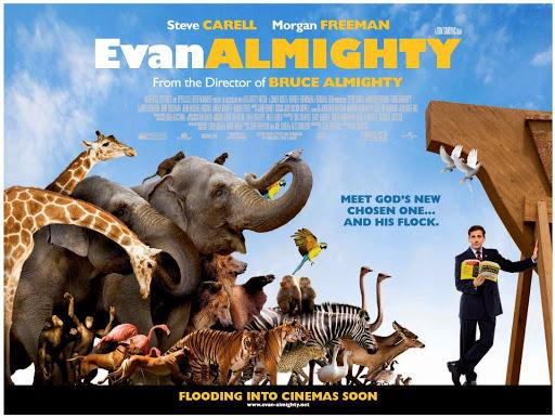 [Phim] Evan Thượng Đế | Evan Almighty 2007