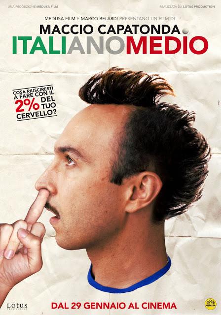 Italiano medio (2015) ταινιες online seires xrysoi greek subs