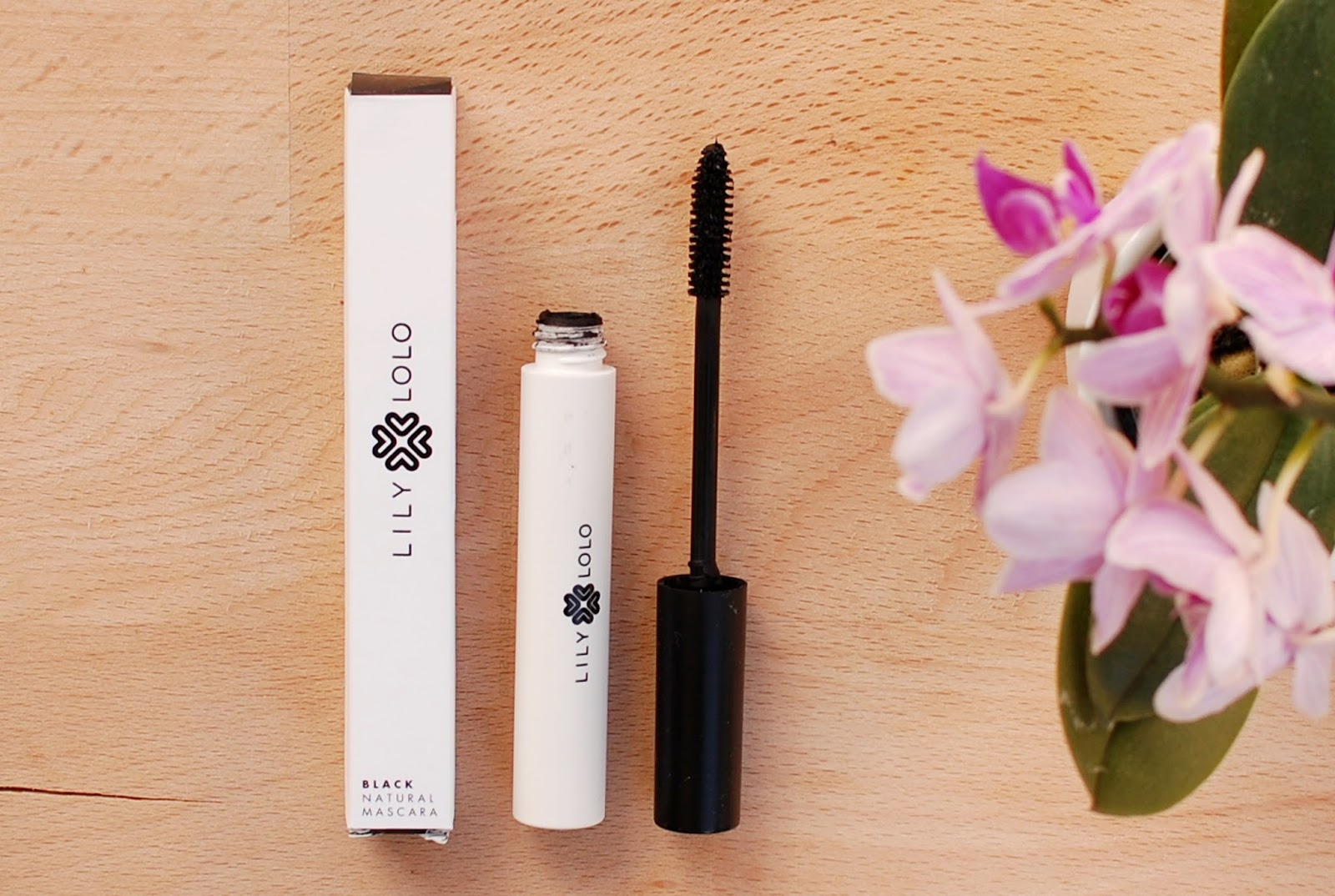 Lily Lolo Natural Mascara improved formulation