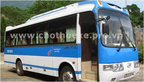Cho thuê xe đi Tuyên Quang giá rẻ 2