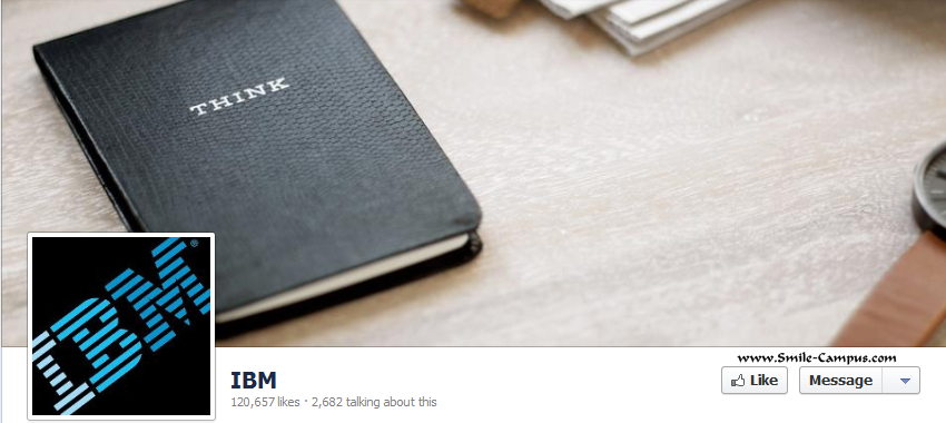 IBM on Facebook