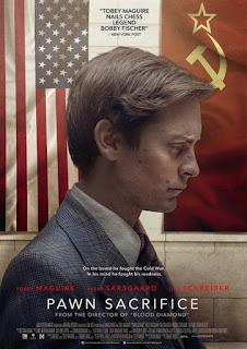 Pawn Sacrifice (2014) – เดิมพันชาติรุกฆาตโลก [พากย์ไทย/บรรยายไทย]