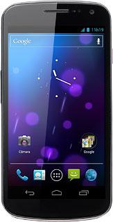Configurando internet 3G no Samsung Galaxy Nexus