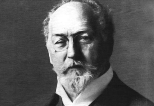 Retrato de Otto Wagner
