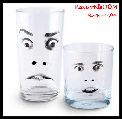 Berbagai Gelas Minuman Unik yang Mengagumkan di Dunia - raxterbloom.blogspot.com