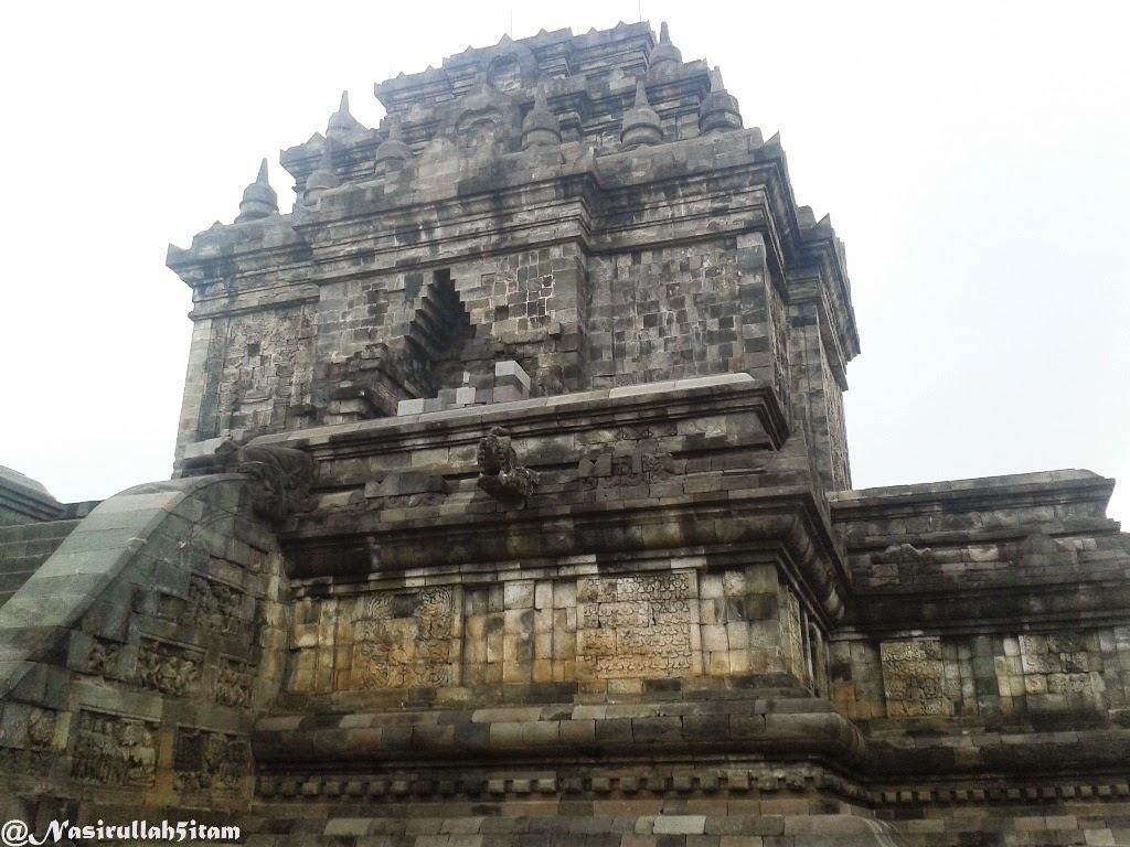 Candi Mendut, Mungkid, Magelang, Jawa Tengah