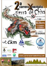 II Carrera x Montaña Sierra de Chiva 10/12/2011