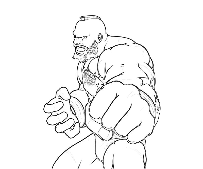 street-fighter-zangief-punch-coloring-pages