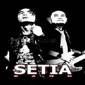 Lirik+Video Setia Band - Stasiun Cinta (Lyric)