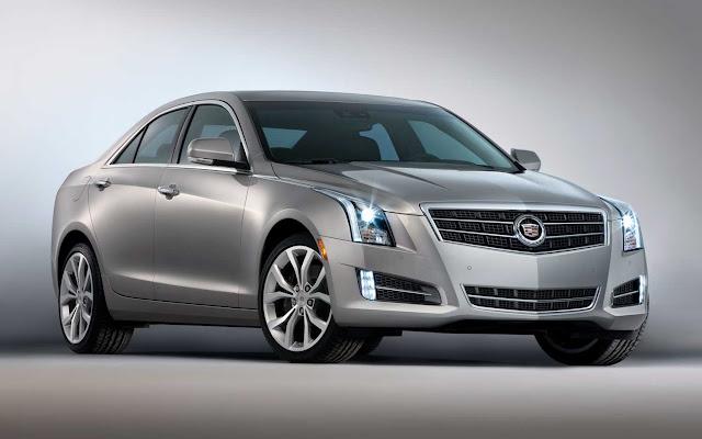 Silver 2013 Cadillac ATS