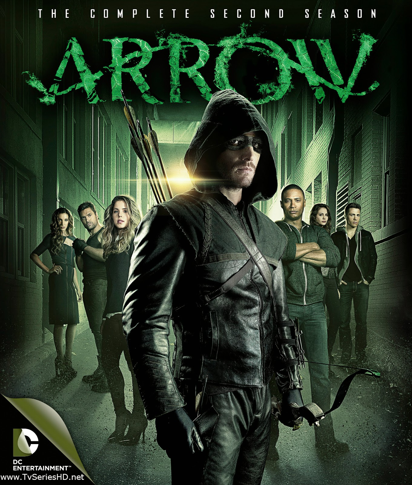 Arrow 2º Temporada (2013) Blu-Ray 720p Download Torrent Dublado