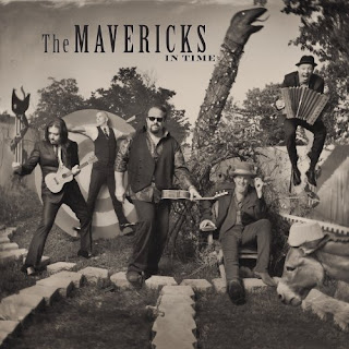 Download – CD The Mavericks – In Time – 2013